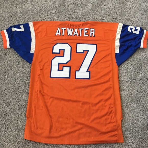 new style 51955 ee9e0 Authentic Mitchell & Ness Steve Atwater Jersey